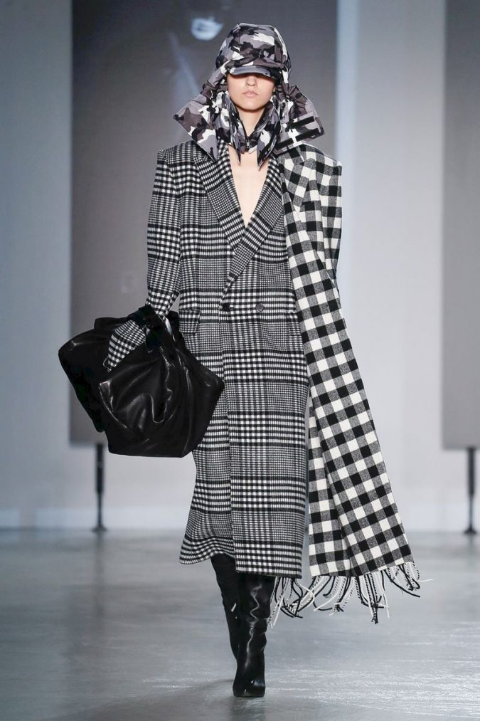 fall-winter-fashion-2020-plaid-coat-Juun.J-675x1013 Top 10 Winter Predictions and Trends for 2020
