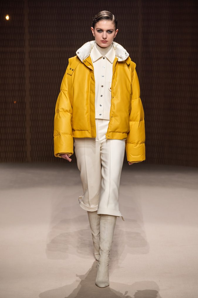 fall-winter-fashion-2020-puffer-jacket-Hermes-675x1013 Top 10 Fashionable Winter Fashion Outfit Ideas for Teens in 2020