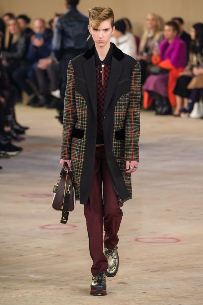 fall-winter-fashion-2020-tweed-coat-Coach-675x1013 45+ Elegant Work Outfit Ideas for Fall and Winter 2020