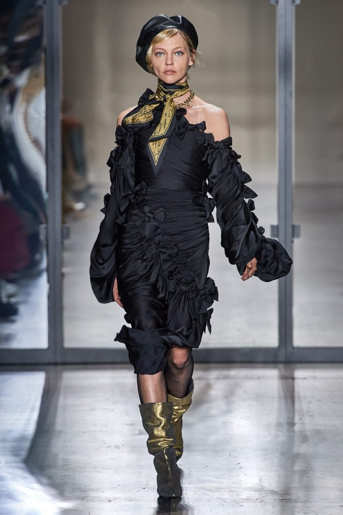 fall-winter-fashion-accessories-2020-bow-dress-Zimmermann-675x1013 65+ Hottest Fall and Winter Accessories Fashion Trends in 2020