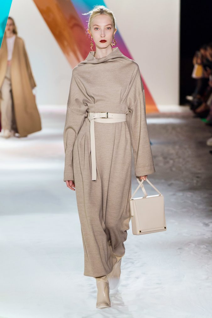 fsll-winter-fashion-2020-earthy-color-pantsuit-roksanda-675x1013 Top 10 Winter Predictions and Trends for 2020