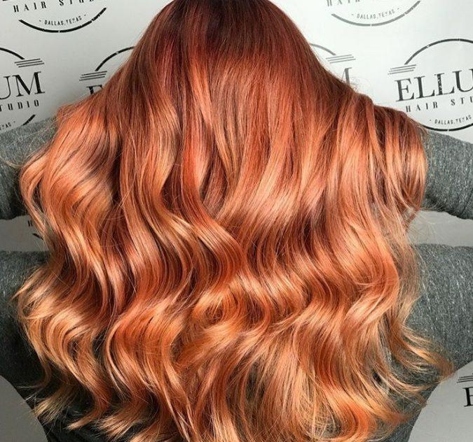 light-cinnamon-hair-675x632 12 Hottest Fall/Winter Hair Color Ideas for Women 2020