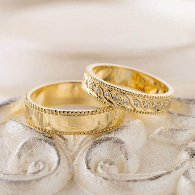 matching-wedding-rings-675x675 Everything You Need to Know about Wedding Rings