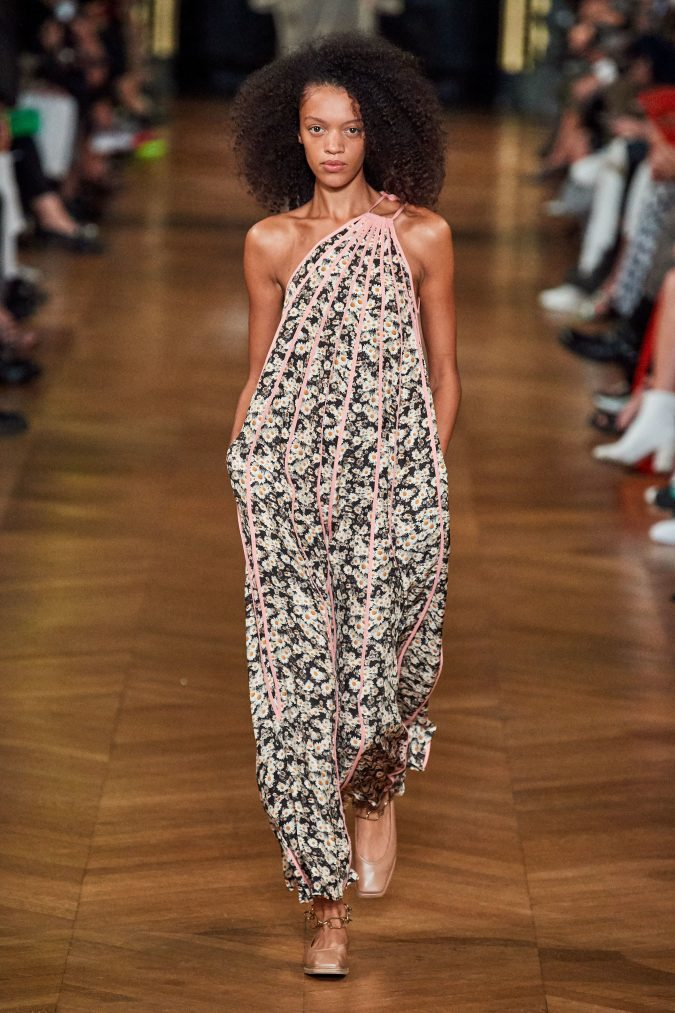 spring-summer-fashion-2020-boho-floral-dress-Stella-McCartney-1-675x1013 120+ Lovely Floral Outfit Ideas and Trends for All Seasons 2020