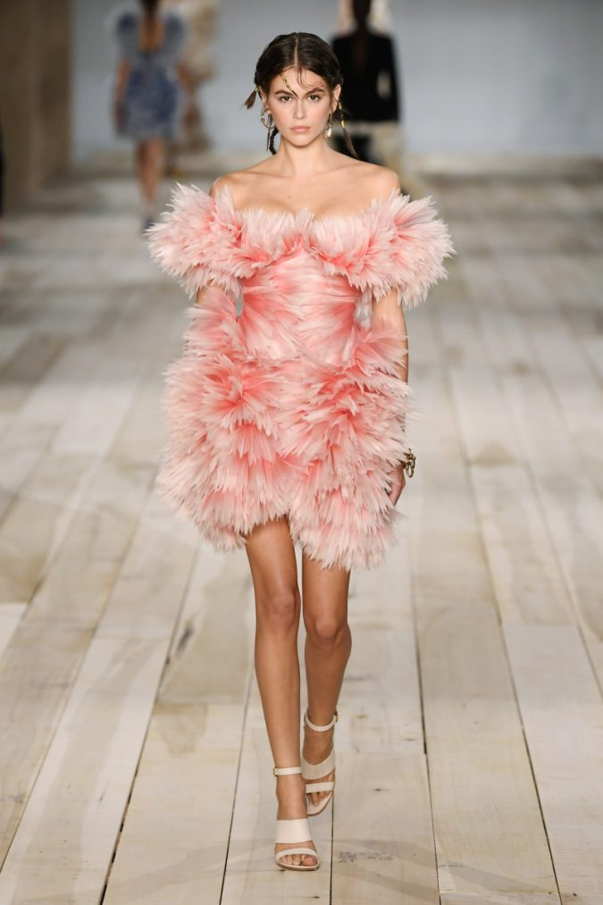 spring-summer-fashion-2020-dress-alexander-mcqueen-675x1013 120+ Lovely Floral Outfit Ideas and Trends for All Seasons 2020