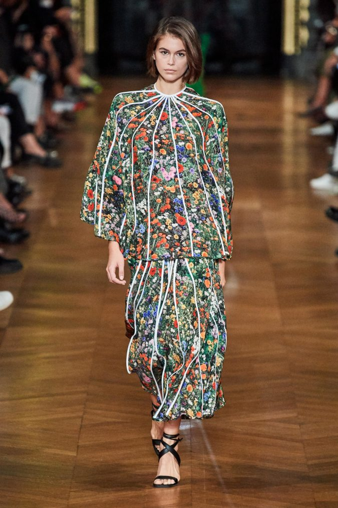 spring-summer-fashion-2020-floral-dress-Stella-McCartney-675x1013 120+ Lovely Floral Outfit Ideas and Trends for All Seasons 2020