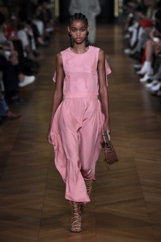 spring-summer-fashion-2020-jumpsuit-stella-mccartney-675x1013 120+ Lovely Floral Outfit Ideas and Trends for All Seasons 2020