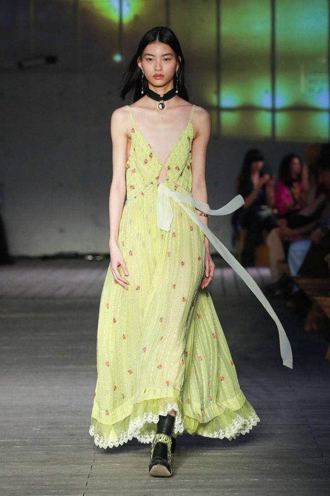 spring-summer-resort-2020-boho-floral-dress-chloe-675x1013 120+ Lovely Floral Outfit Ideas and Trends for All Seasons 2020