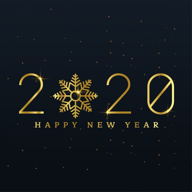 2020-happy-new-year-greeting-card 75+ Latest Happy New Year Greeting Cards for 2021