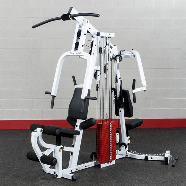 Body-solid-strength-tech-EXM2500s-home-gym Top 15 Best Home Gym Equipment to Get Fit
