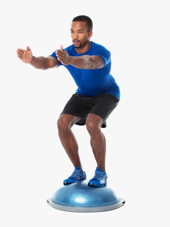 Bosu-balance-trainer-1-675x902 Top 15 Best Home Gym Equipment to Get Fit