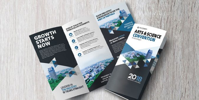 Brochures-675x340 Using Print Marketing Tools to Create and Enhance Brand Image