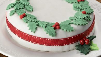 Photo of 16 Mouthwatering Christmas Cake Decoration Ideas 2020