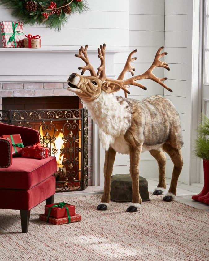 """Christmas-decoration-Hansa-Toys'-Nordic-Reindeer-65""""-675x844 Top 15 Most Expensive Christmas Decorations"""
