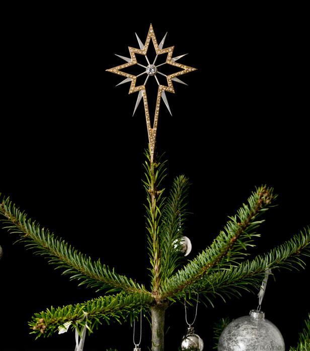 Diamond-Christmas-star-1 Top 15 Most Expensive Christmas Decorations