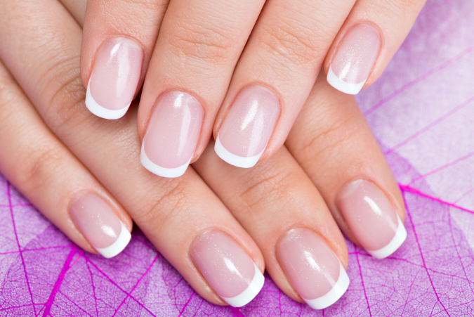 French-manicure-nails-675x451 10 Lovely Nail Polish Trends for Next Fall & Winter