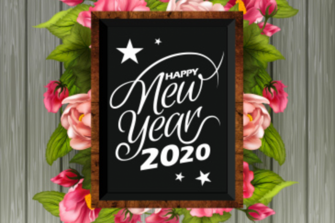 Happy-New-Year-2020-Greeting-Card-675x450 75+ Latest Happy New Year Greeting Cards for 2020