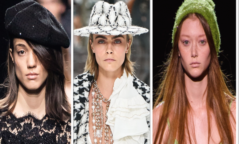 Photo of 10 Elegant Women's Hat Trends For Winter 2020