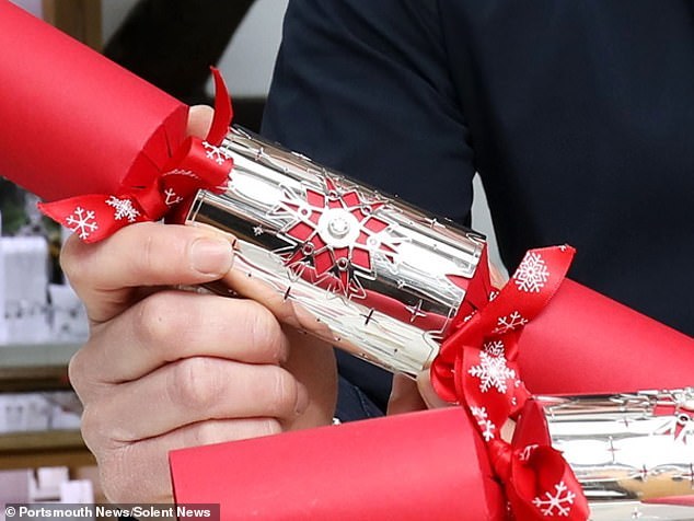 Mark-Hussey-Christmas-Crackers Top 15 Most Expensive Christmas Decorations