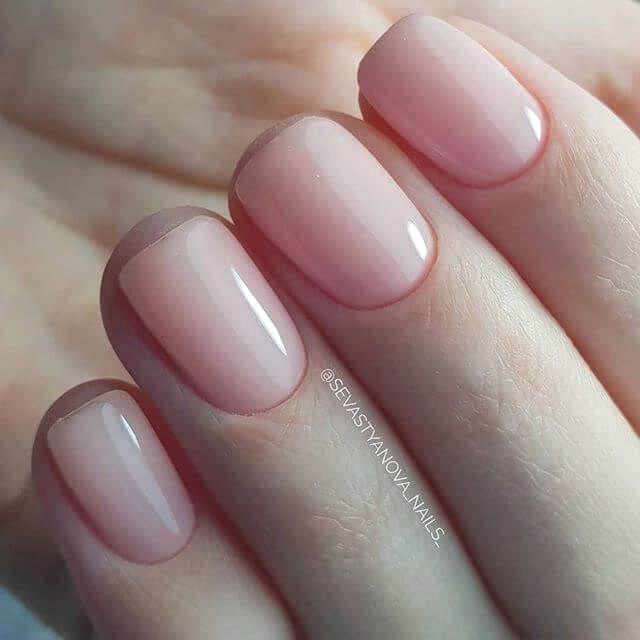 Natural-looking-Nails-2 10 Lovely Nail Polish Trends for Next Fall & Winter