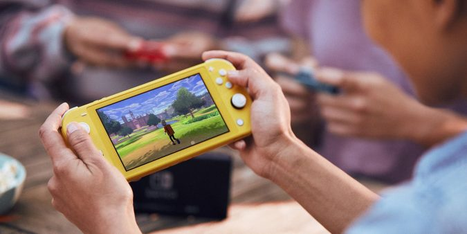 Nintendo-Switch-Lite-675x338 Top 10 Most Luxurious Wedding Gift Ideas for Wealthy Couple