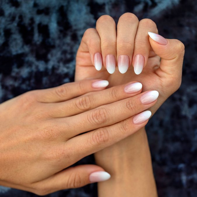 Plushbeauty-Nail-Art-Ombre-French-manicure-675x675 10 Lovely Nail Polish Trends for Next Fall & Winter