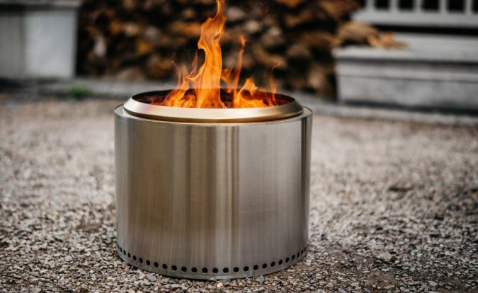 Smokeless-fire-pit-675x414 Top 15 Most Expensive Christmas Gifts Worldwide