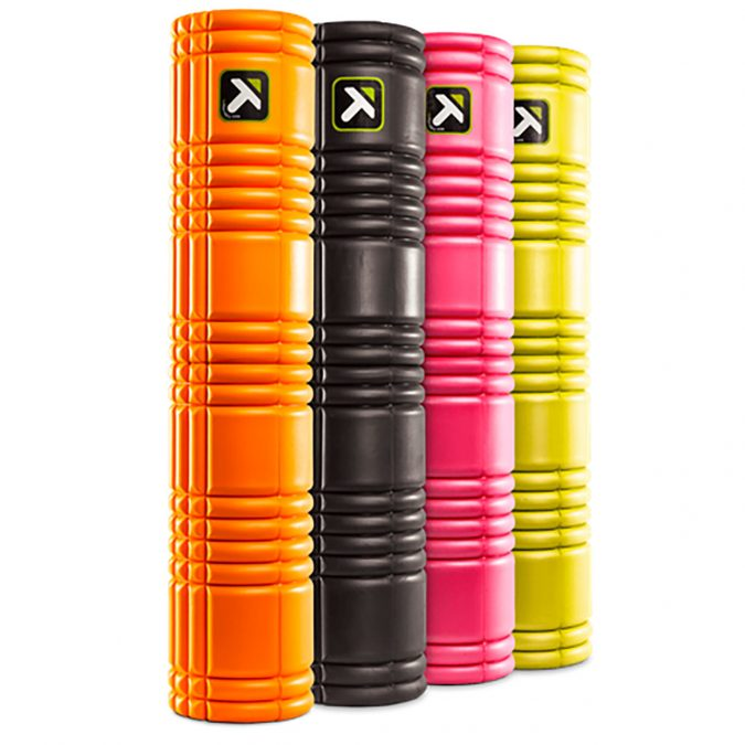Trigger-point-grid-foam-roller-675x675 Top 15 Best Home Gym Equipment to Get Fit