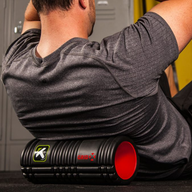 Trigger-point-grid-foam-roller.-675x675 Top 15 Best Home Gym Equipment to Get Fit