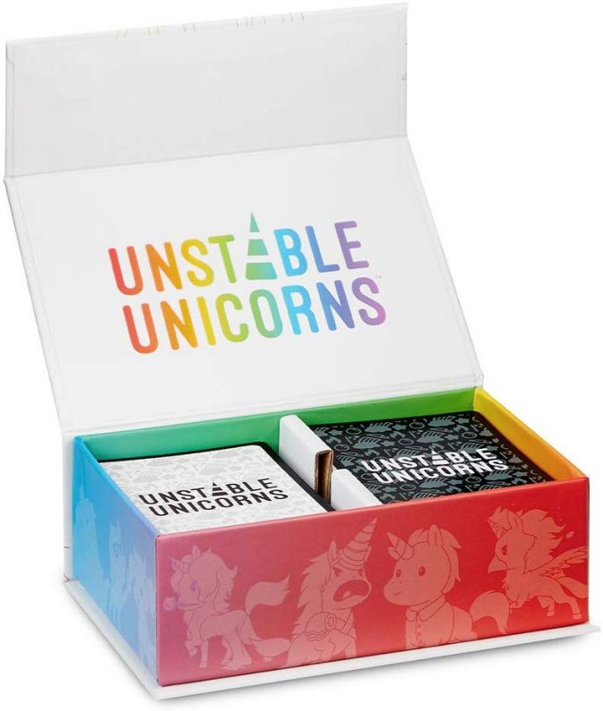 Unstable-Unicorns-card-game-2-675x795 Top 15 Fabulous Teen's Christmas Gifts for 2020