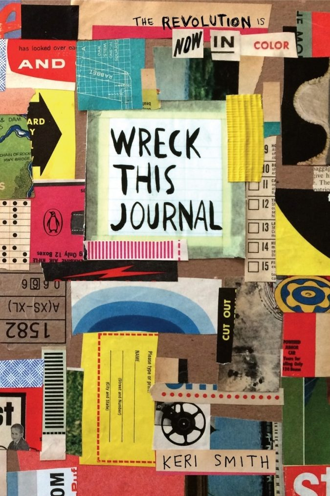 Wreck-This-Journal-675x1013 Top 15 Fabulous Teen's Christmas Gifts for 2021