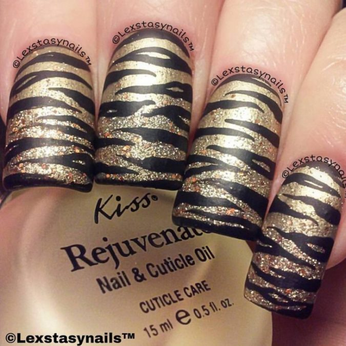 animal-prints-nail-art-3-675x675 Top 10 Most Luxurious Nail Designs for 2021