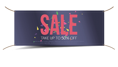 banner Using Print Marketing Tools to Create and Enhance Brand Image
