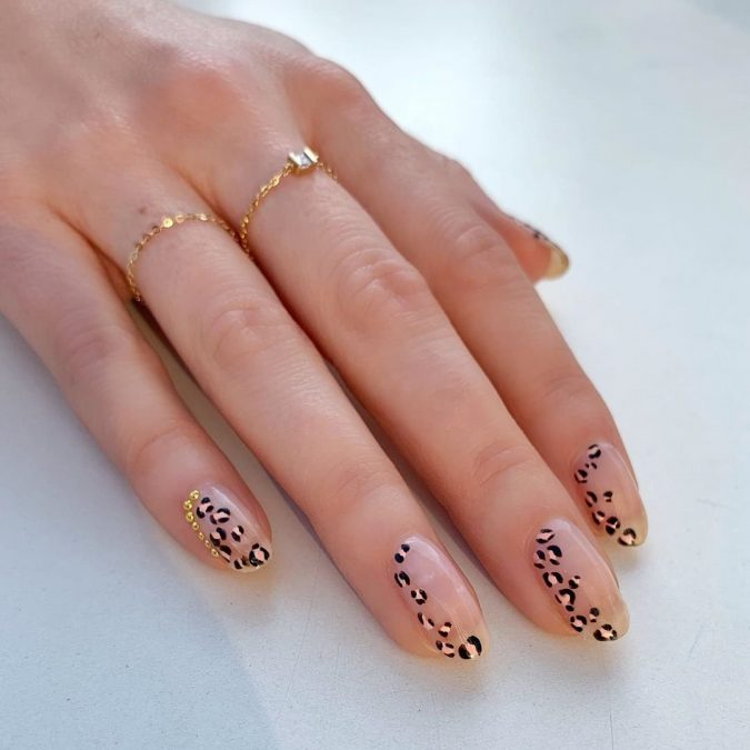 barely-there-animal-prints-nails-675x675 Top 10 Most Luxurious Nail Designs for 2021