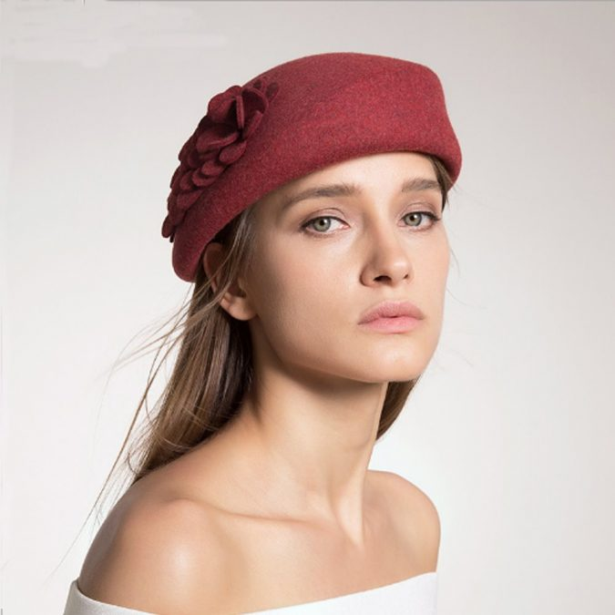 beret-hat-675x675 10 Elegant Women's Hat Trends For Winter 2020