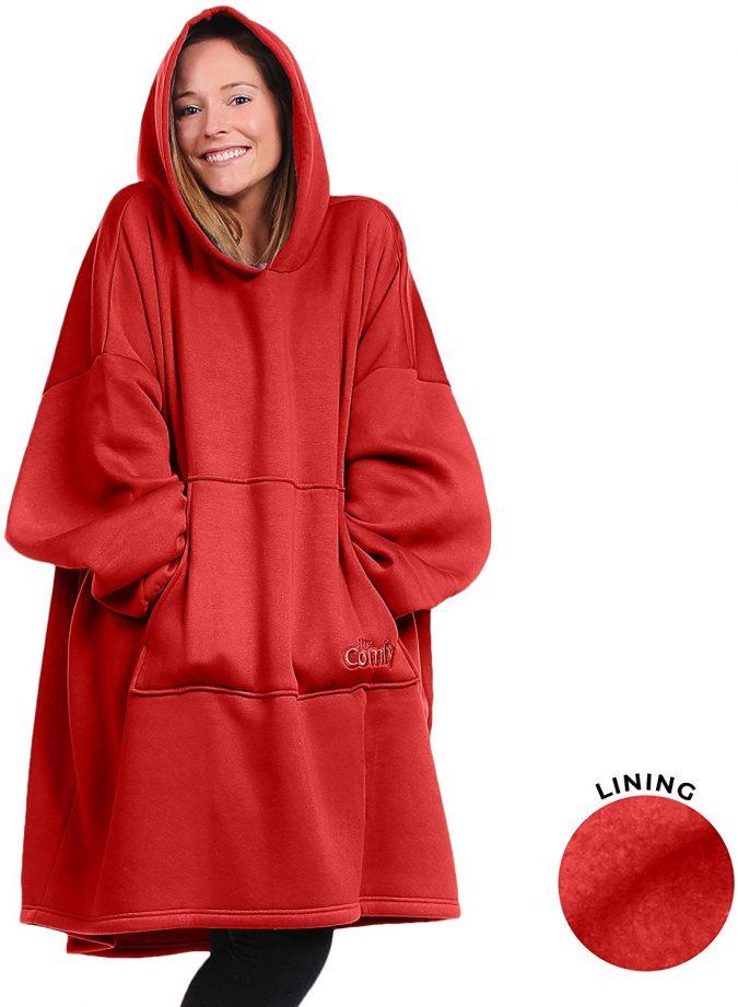 blanket-sweatshirt-675x921 Top 15 Fabulous Teen's Christmas Gifts for 2020