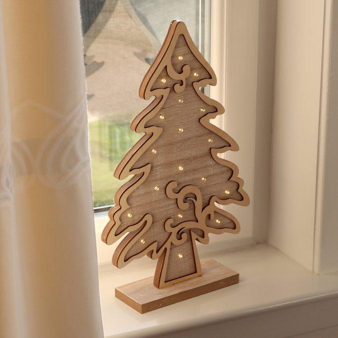 chrismas-decoration-wooden-tree-675x675 50+ Hottest Christmas Decoration Ideas for 2021