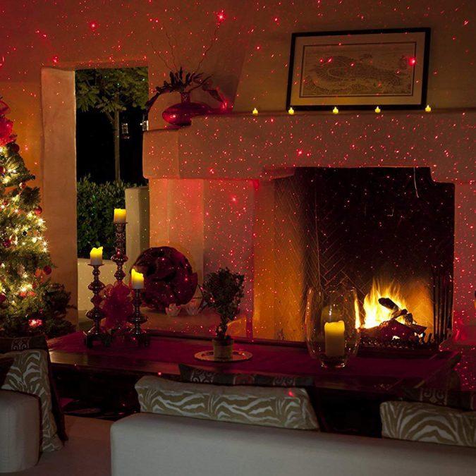 christmas-decoration-Laser-lighting-675x675 50+ Hottest Christmas Decoration Ideas for 2021