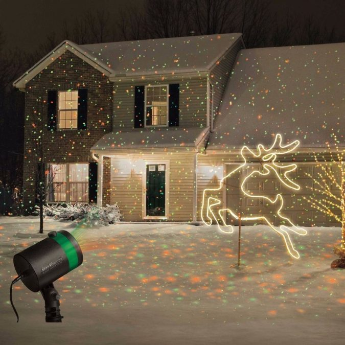 christmas-decoration-Laser-lights-675x675 50+ Hottest Christmas Decoration Ideas for 2020