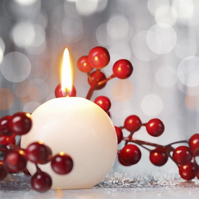 christmas-decoration-tea-light 50+ Hottest Christmas Decoration Ideas for 2021