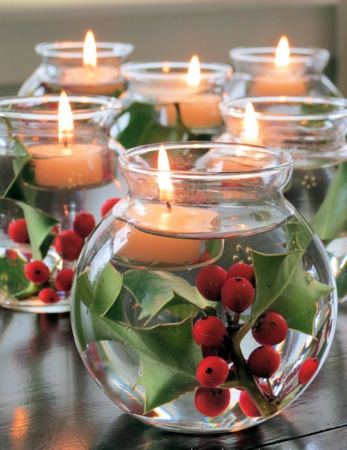 christmas-decoration-tea-lights-2-675x875 50+ Hottest Christmas Decoration Ideas for 2021