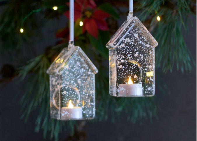 christmas-decoration-tea-lights-3-675x482 50+ Hottest Christmas Decoration Ideas for 2021