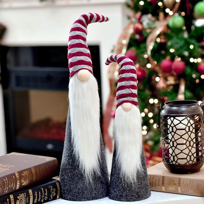 christmas-gnomes-decoration-2-675x675 50+ Hottest Christmas Decoration Ideas for 2021