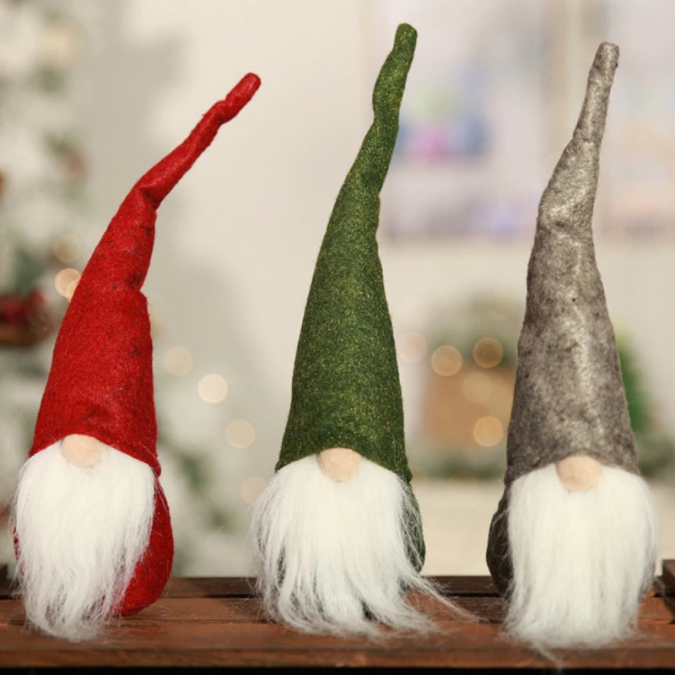 christmas-gnomes-decoration-5-675x675 50+ Hottest Christmas Decoration Ideas for 2020