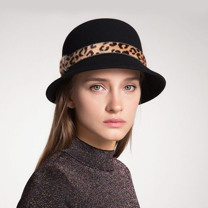 cloche-hat-2-675x675 10 Elegant Women's Hat Trends For Winter 2020
