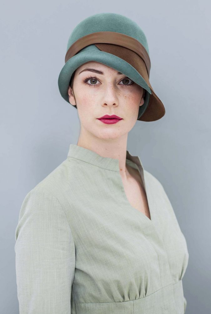 cloche-hat-3-675x1003 10 Elegant Women's Hat Trends For Winter 2020
