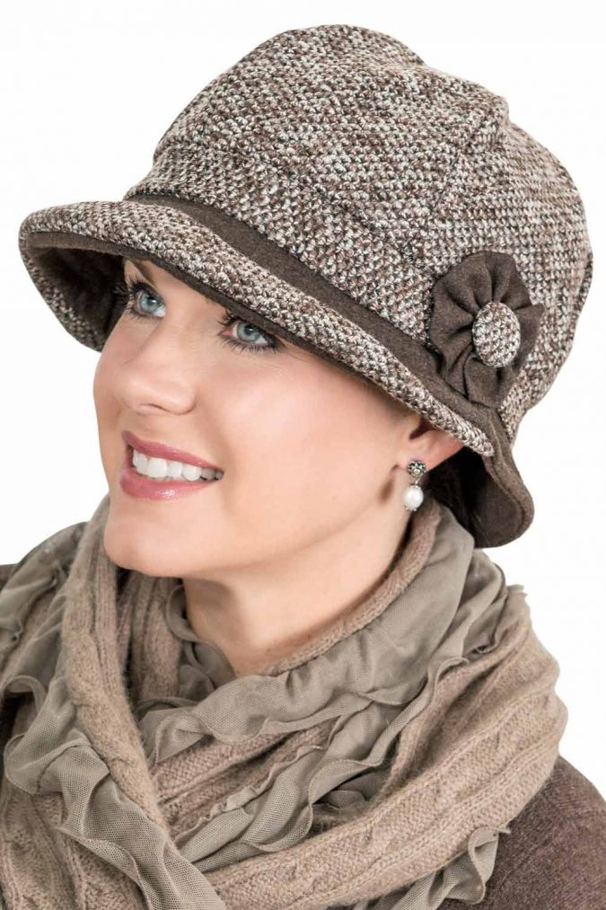 cloche-hat-4-675x1013 10 Elegant Women's Hat Trends For Winter 2020