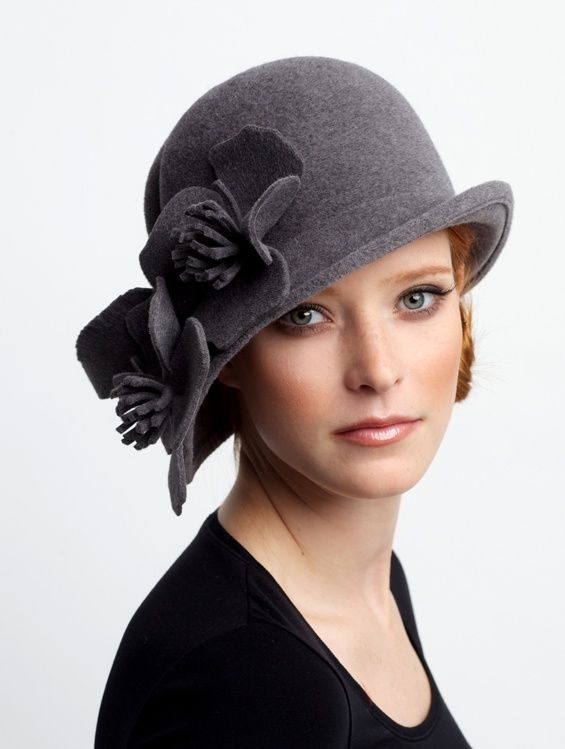 cloche-hat 10 Elegant Women's Hat Trends For Winter 2020