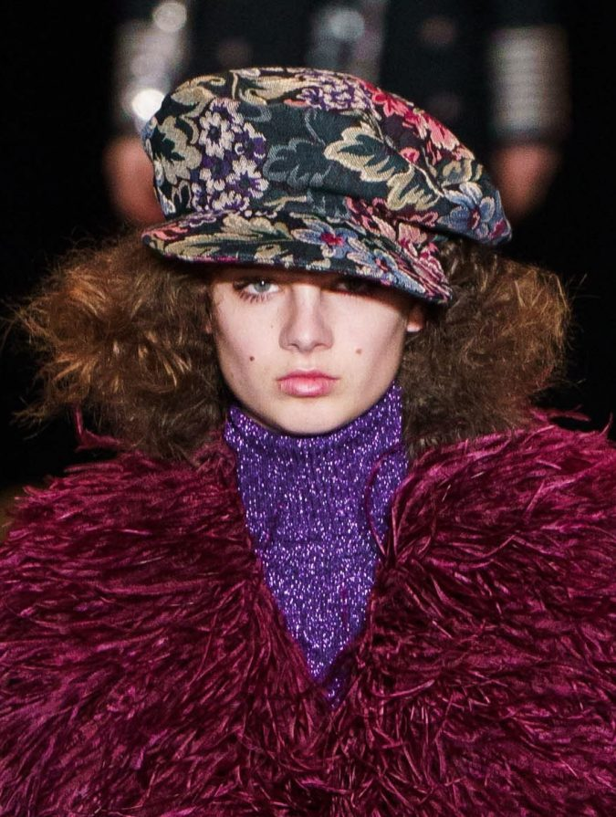 fall-winter-fashion-2020-hat-michael-kors-675x895 10 Elegant Women's Hat Trends For Winter 2020