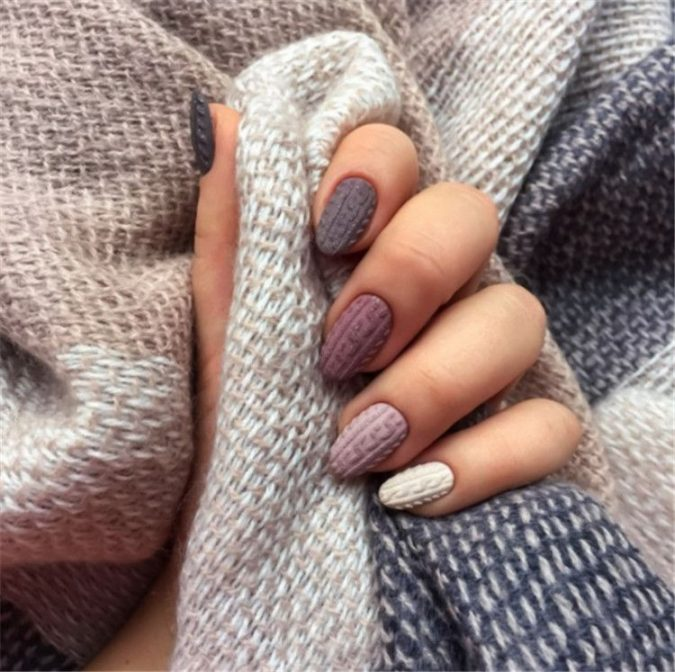 grey-nail-art-675x672 Top 10 Most Luxurious Nail Designs for 2021